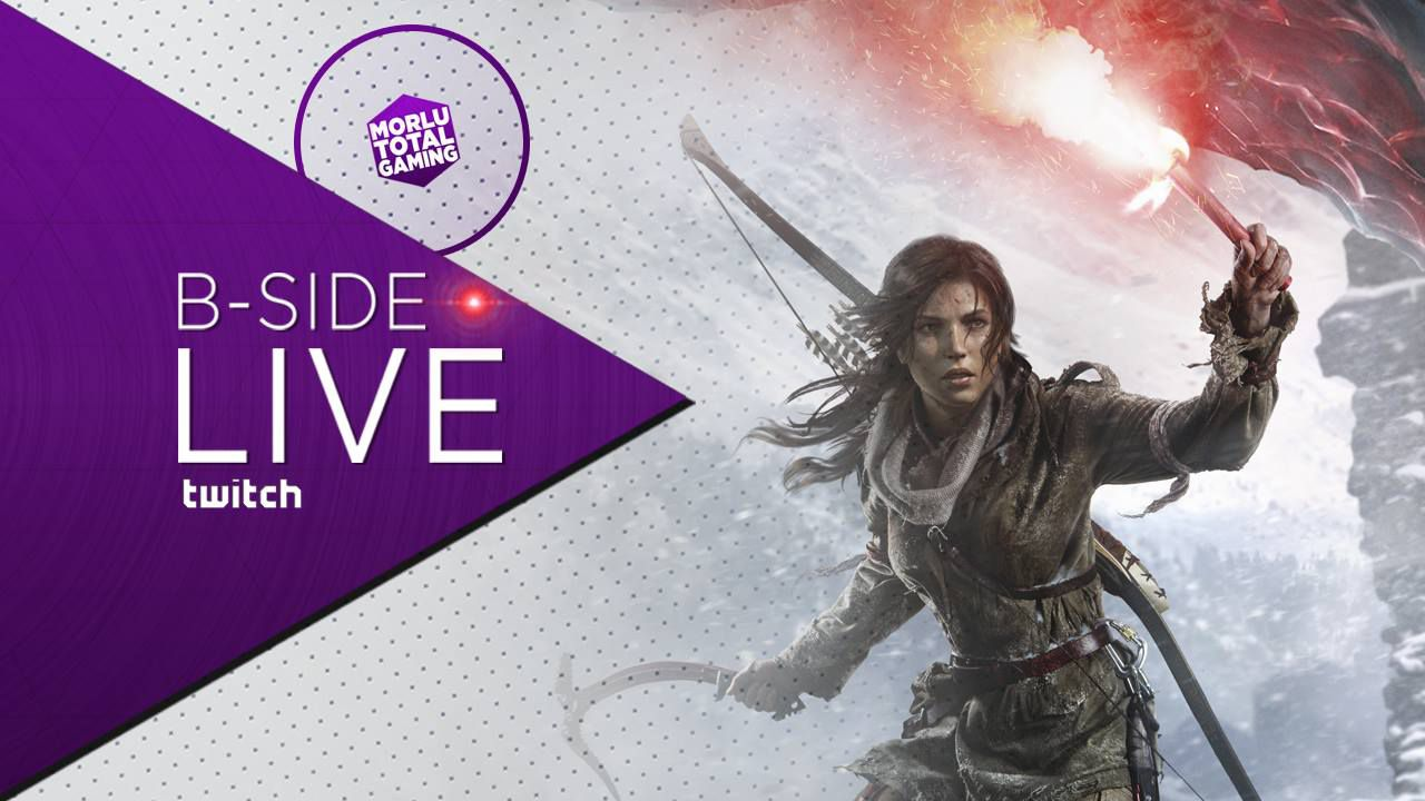 Rise of the Tomb Raider giocato da Morlu e Todd in diretta su Twitch - Replica Live 25/11/2015