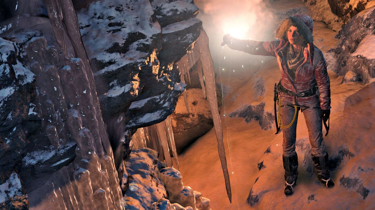 Rise of the Tomb Raider: l'analisi di Digital Foundry