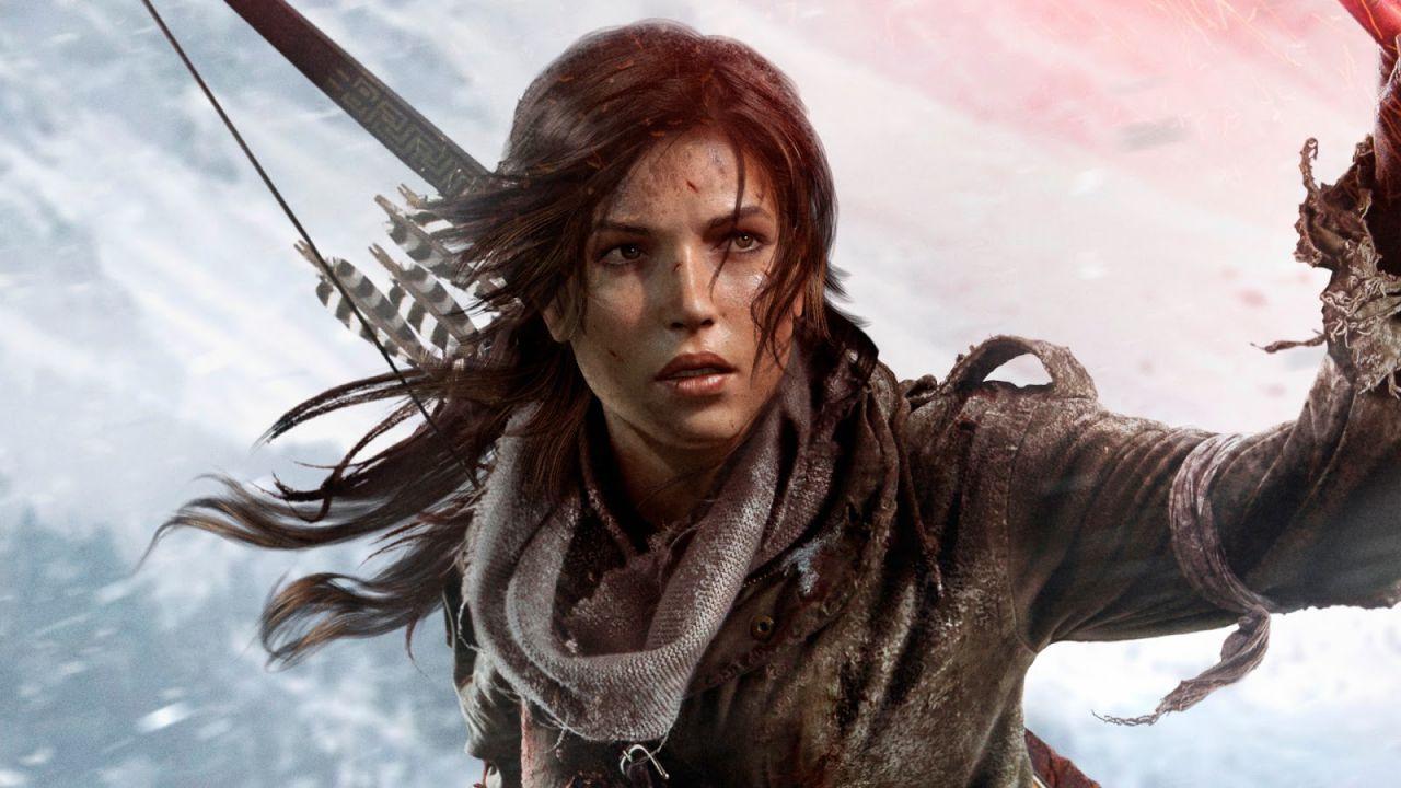 Rise of the Tomb Raider per PC: preload disponibile su Steam