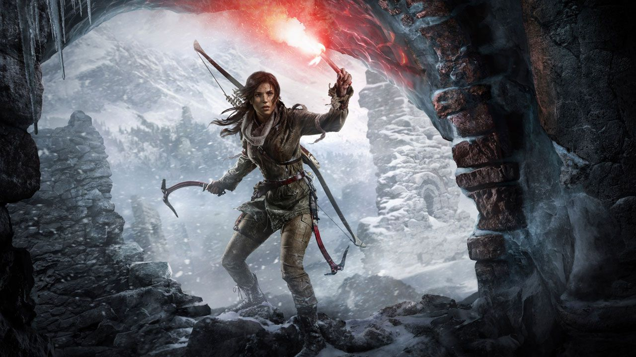 Rise of the Tomb Raider per PS4 entra in fase Gold