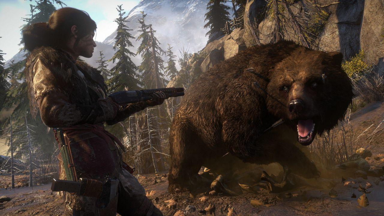 Rise of the Tomb Raider per PS4 richiede almeno 35 GB di spazio libero