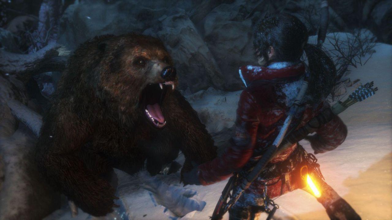Rise of the Tomb Raider ci porta sulle cime innevate con Lara