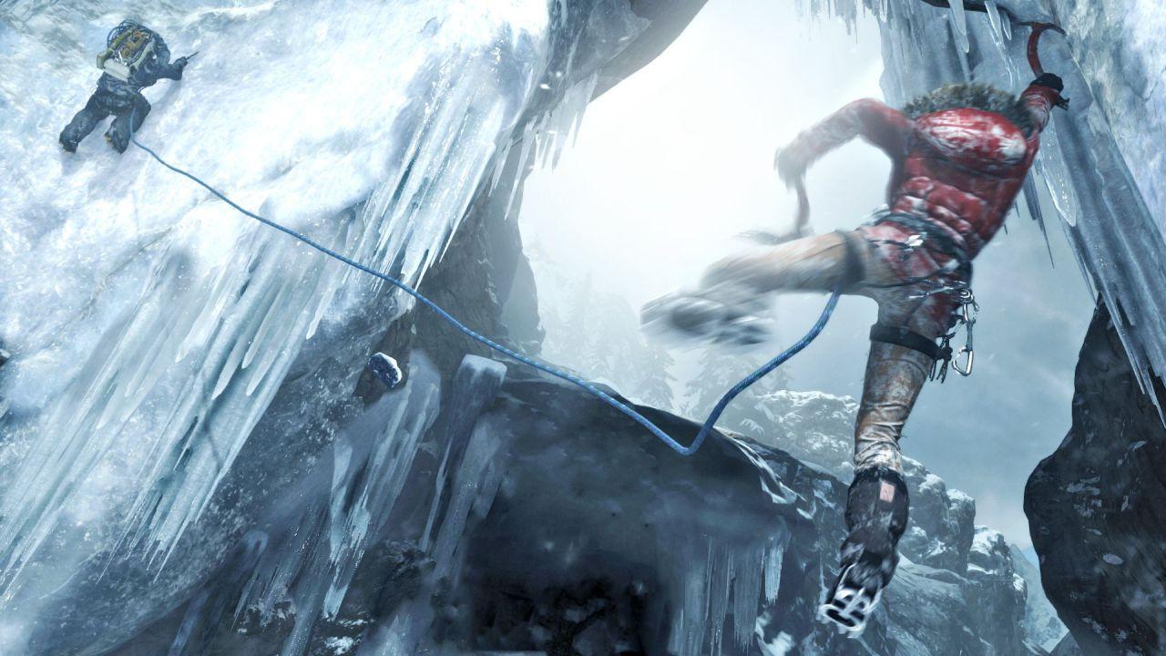 Rise of the Tomb Raider, pubblicati nuovi concept art