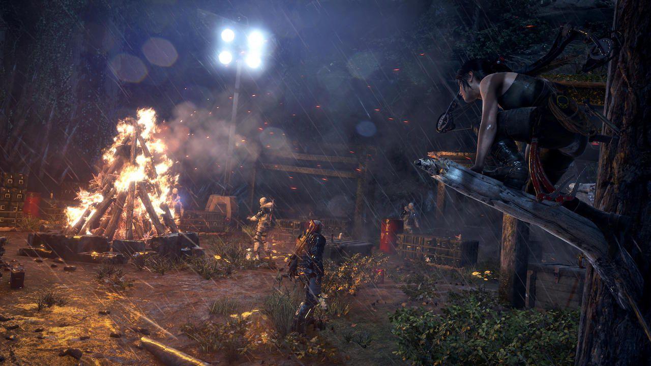 Rise of the Tomb Raider si mostra ancora su PC