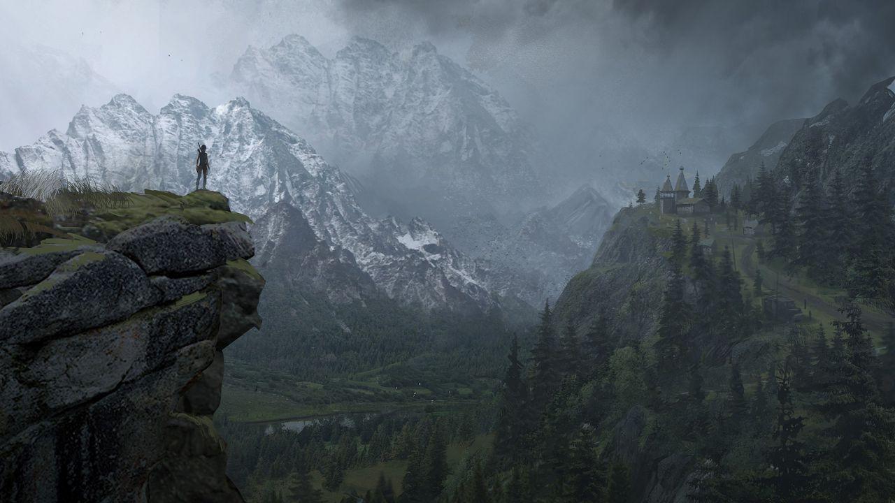 Rise of the Tomb Raider si rifà vivo il primo giorno di giugno