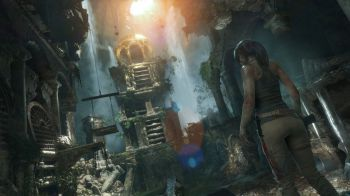 Rise of the Tomb Raider: video anteprima dalla Gamescom