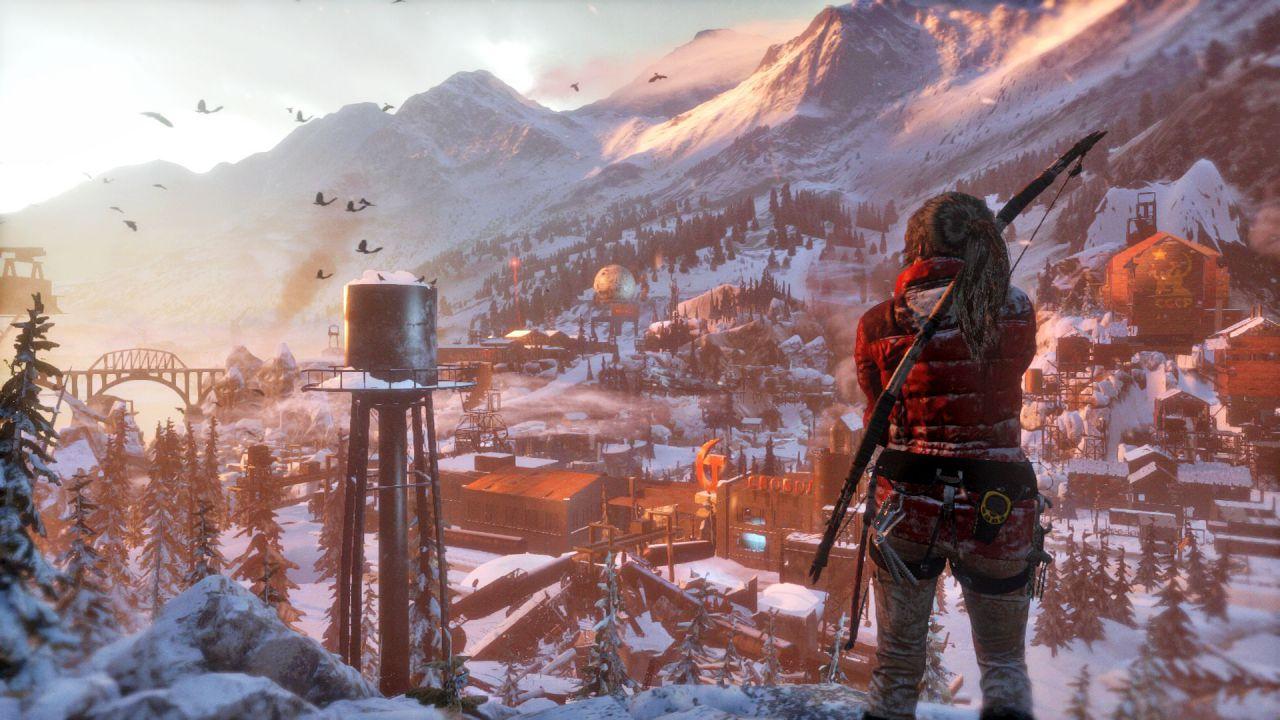 Rise of the Tomb Raider: video confronto tra le versioni Xbox One e Xbox 360