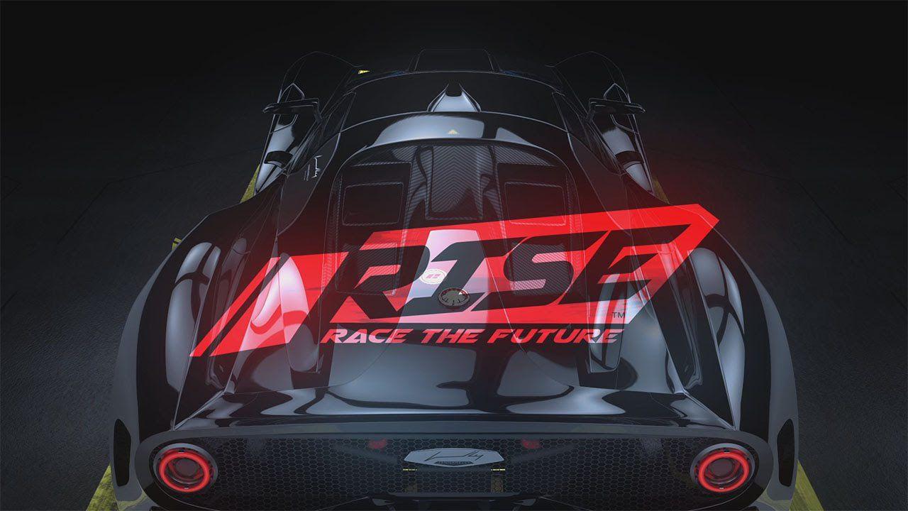 RISE Race the Future: il logo di Nintendo NX scompare dal primo trailer