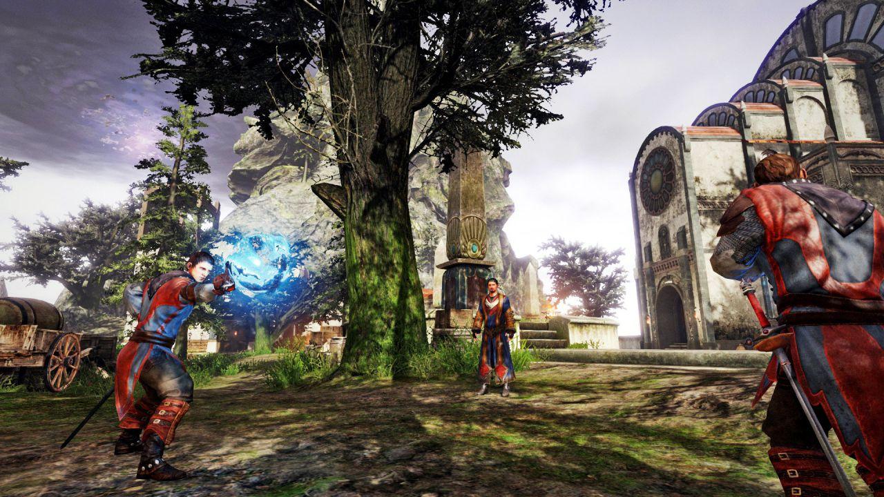 Risen 3 Titan Lords: ecco i Cacciatori di Demoni