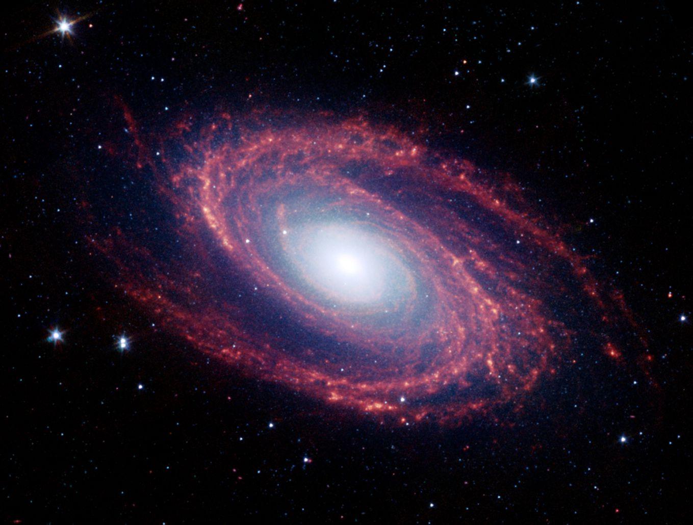 Risolto il mistero della galassia composta al 99% da materia oscura
