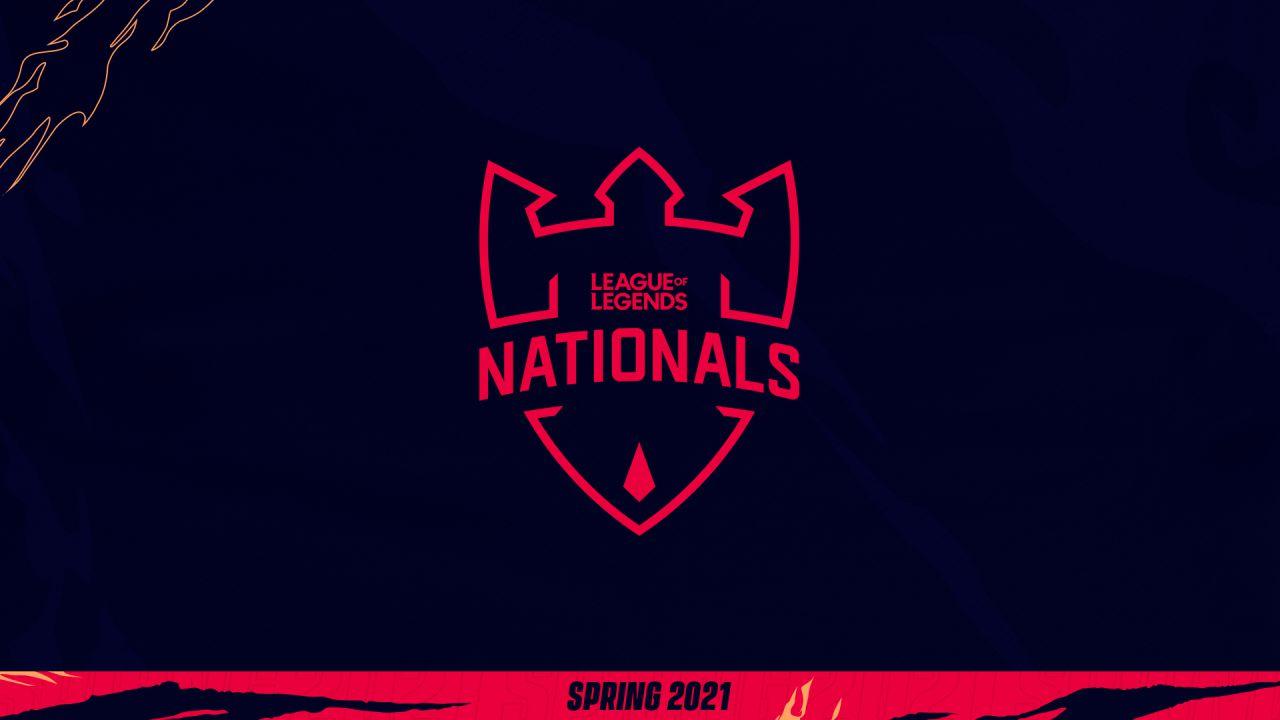 Ritorna il pg nationals spring split 2021  il più prestigioso torneo italiano di LoL