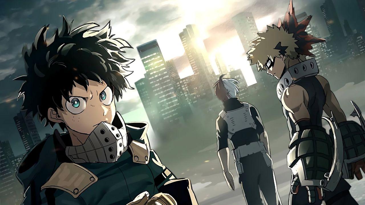 Rivelata la copertina del volume 25 del manga di My Hero Academia