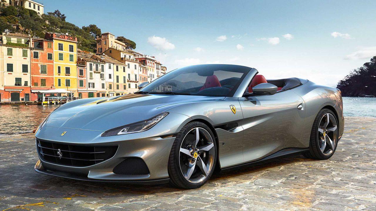 Rivelata la nuova Ferrari Portofino M: ecco tutte le migliorie