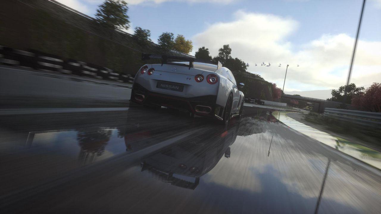 Rivelata una delle nuove macchine in arrivo su DriveClub