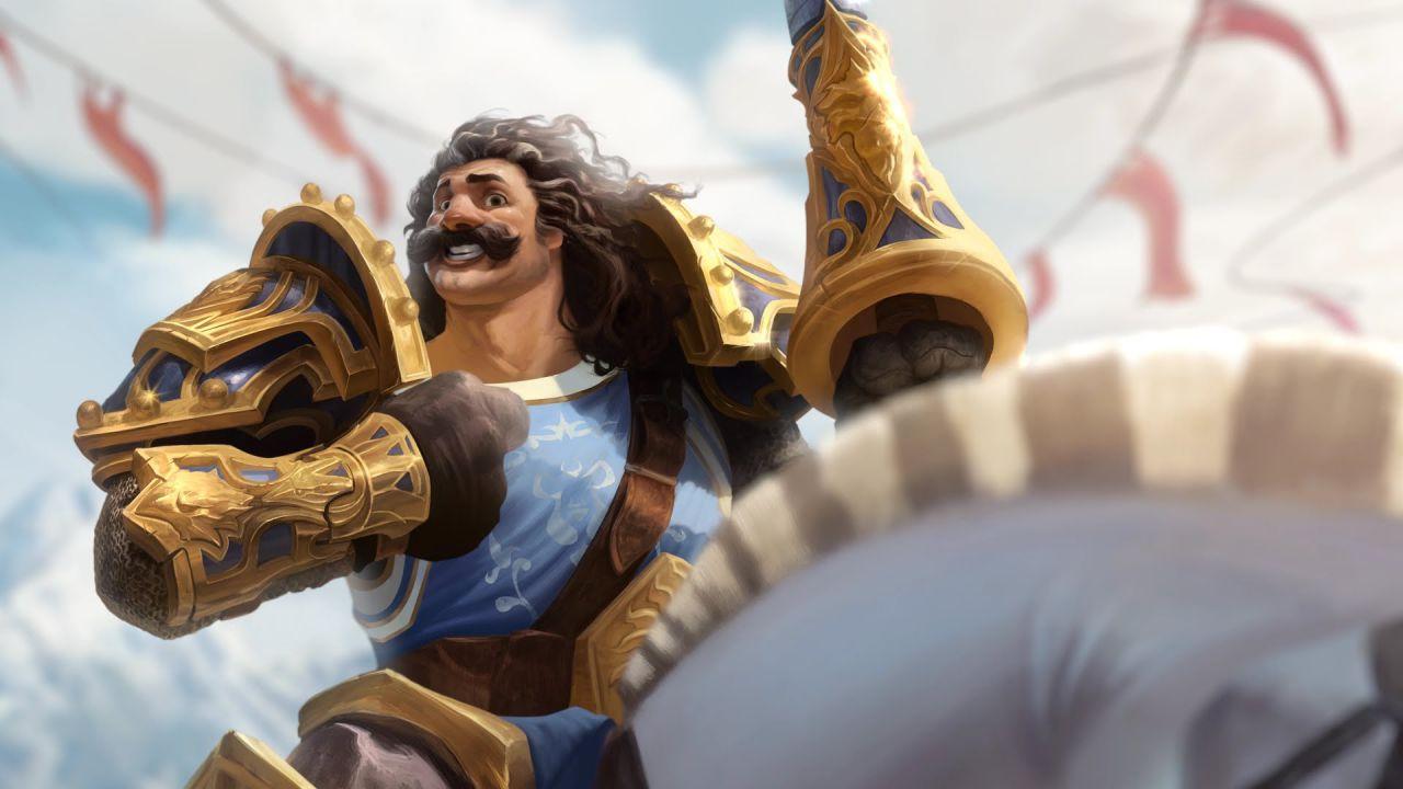 Rivelate alcune carte del Gran Torneo di Hearthstone Heroes of Warcraft