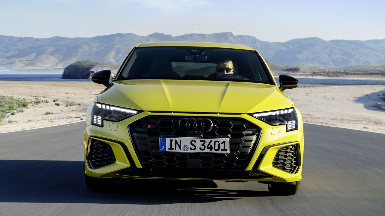 Rivelate le nuove Audi S3 ed S3 Sportback: si arriva a 310 CV