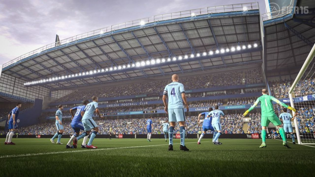 Rivelate le specifiche hardware richieste su PC per FIFA 16