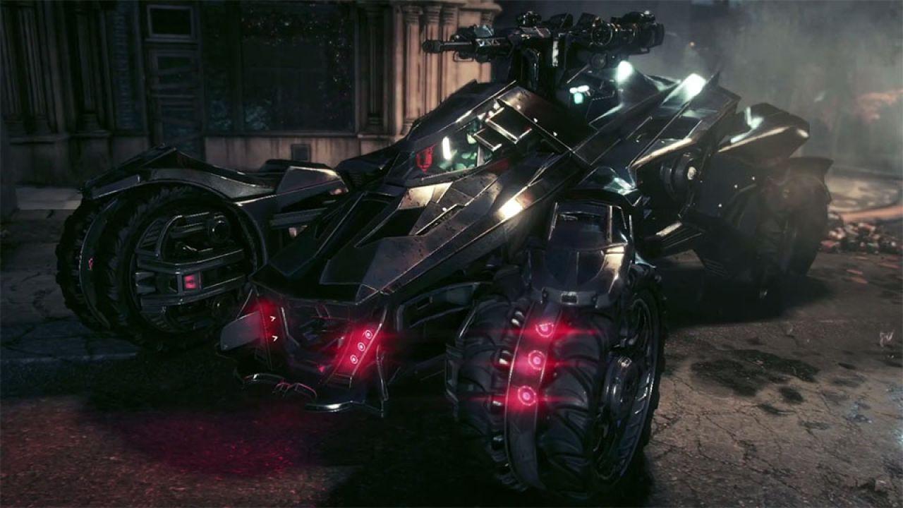 Rivelati nuovi dettagli di Batman Arkham Knight