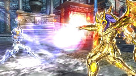 Rivelato il roster di Saint Seiya Soldiers' Soul