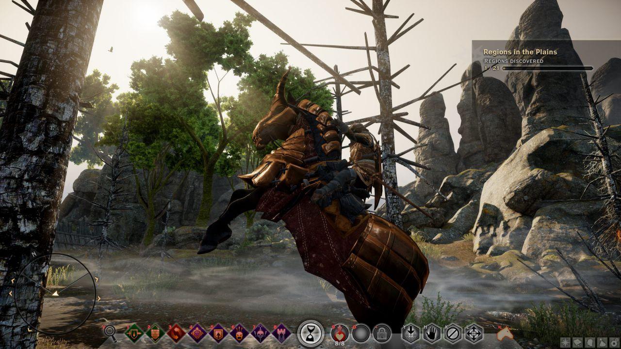 Rivelato in anticipo il periodo di uscita del DLC di Dragon Age: Inquisition sulle console di Sony