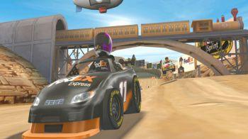 Rivelato in immagini NASCAR Kart Racing