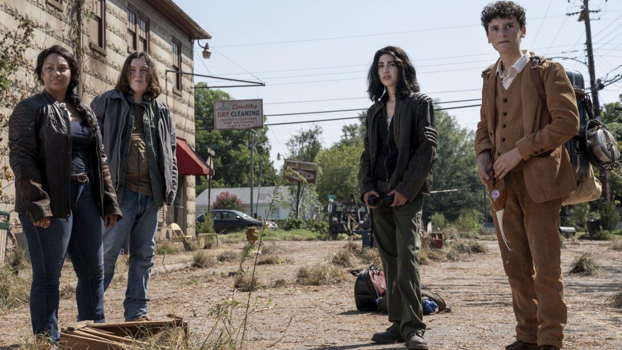 Rivelato il significato di CRM nella prima clip di The Walking Dead: The World Beyond