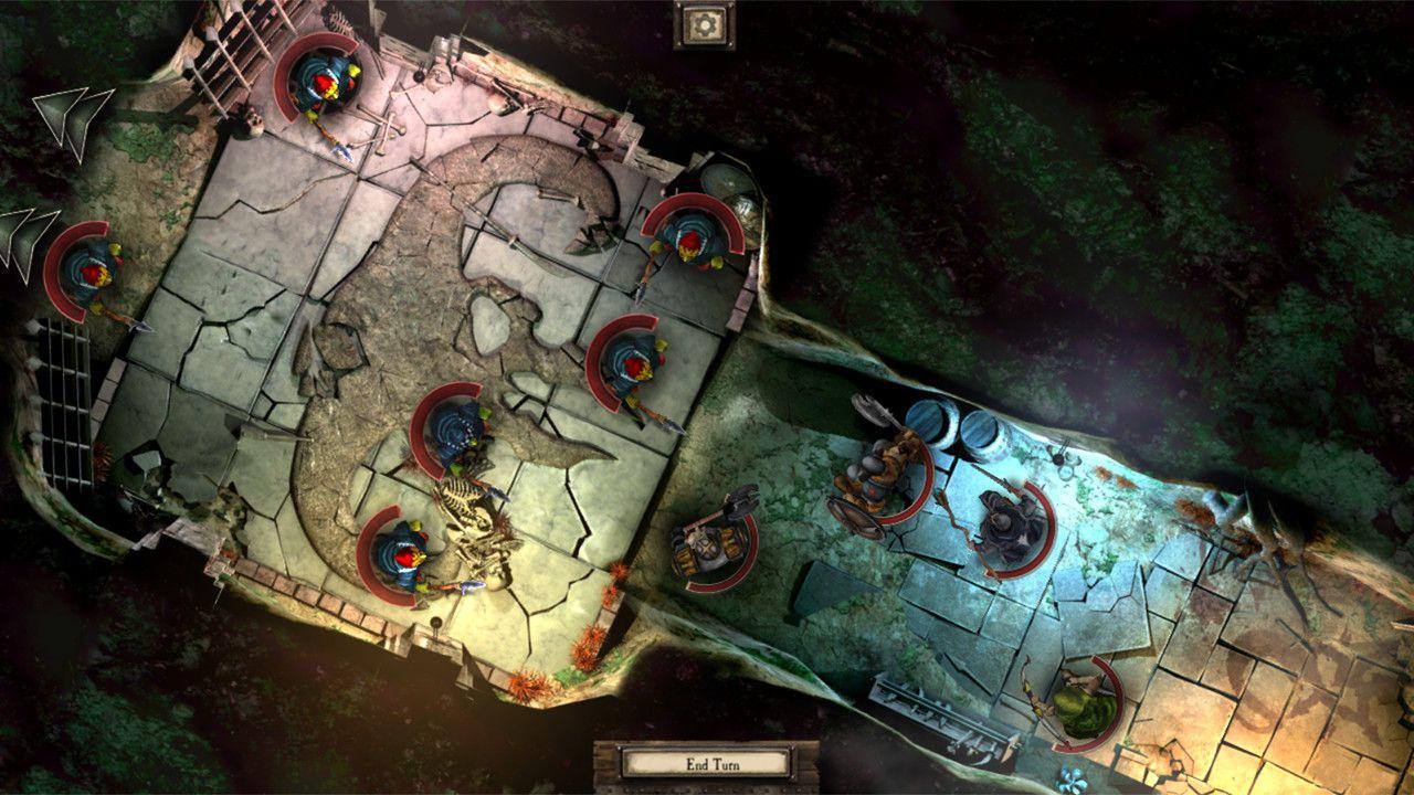 Rivelato Warhammer Quest per iOS