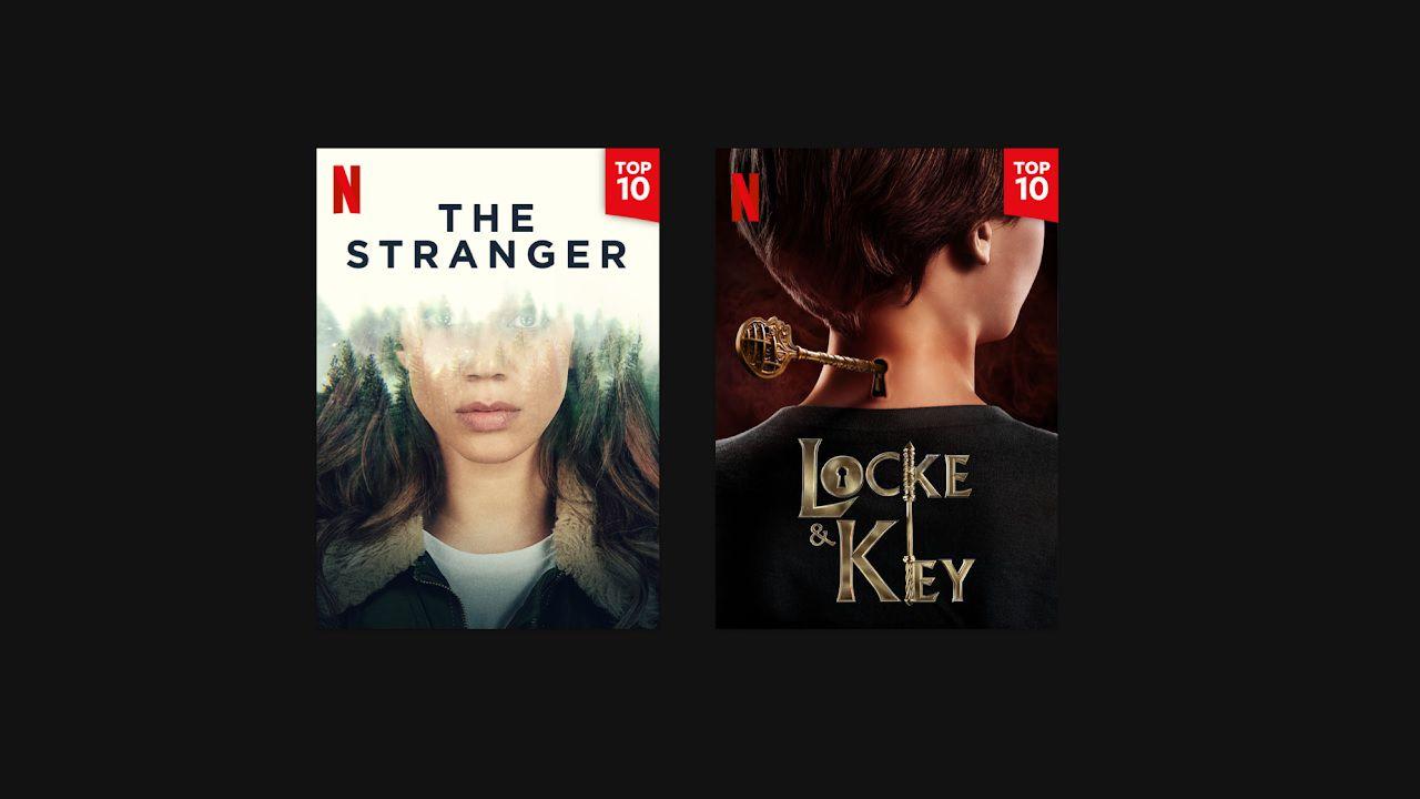 Rivoluzione per Netflix, arriva la classifica dei 10 film e serie TV più visti del momento
