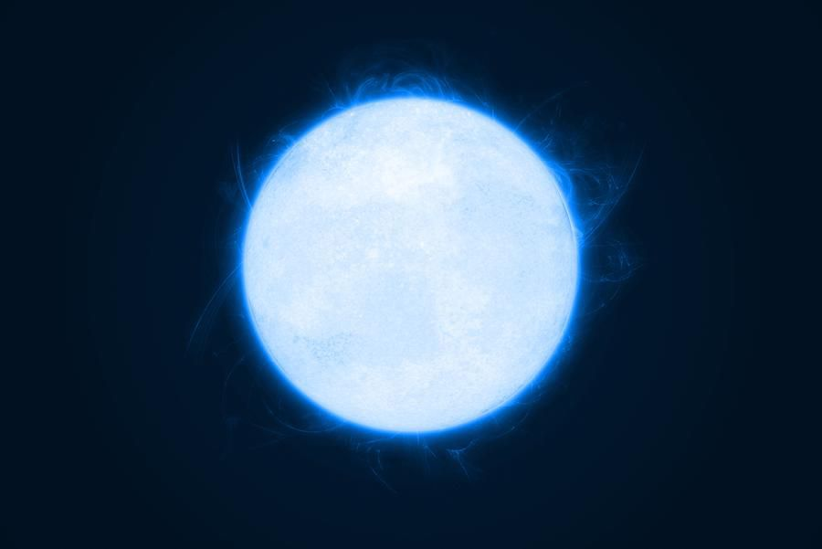 RMC 136a1: la stella più massiccia che possiamo trovare nell'Universo