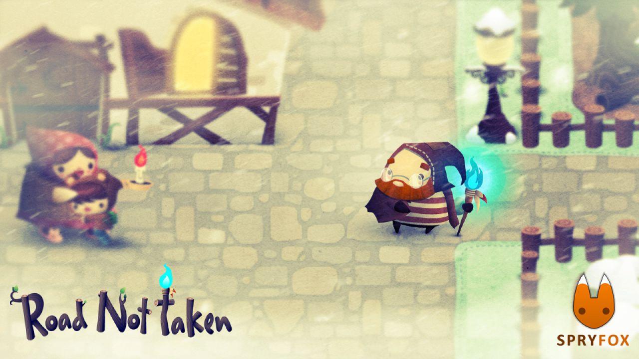 Road Not Taken: la versione PS Vita è stata rimandata