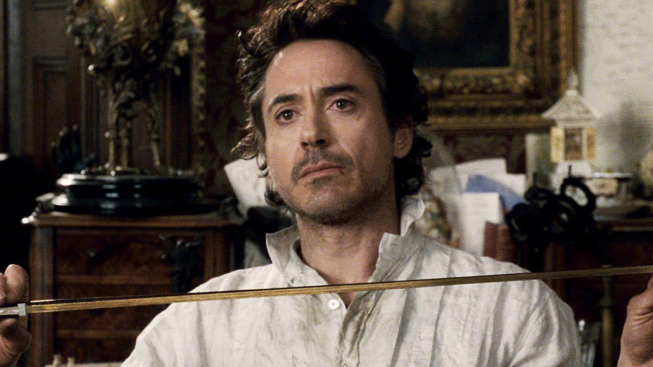 Robert Downey Jr. e la UCLA alla ricerca dei film perduti di Sherlock Holmes