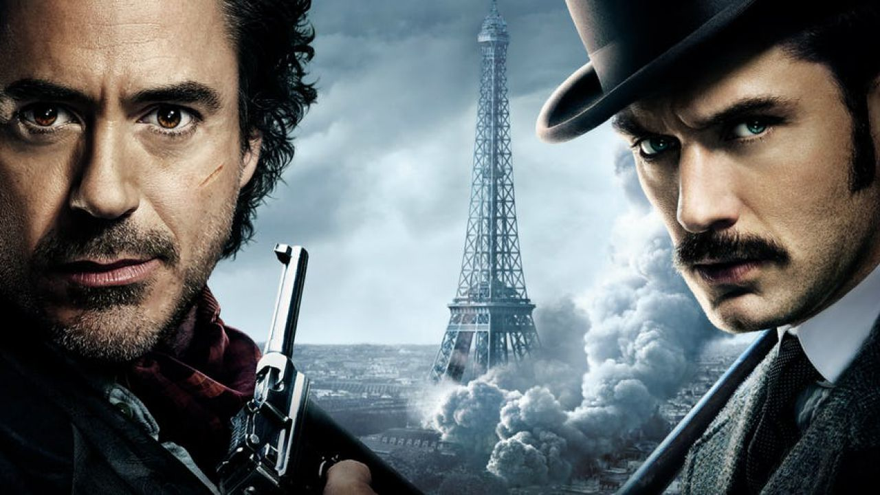 Robert Downey Jr. vuole ancora fare Sherlock Holmes 3!