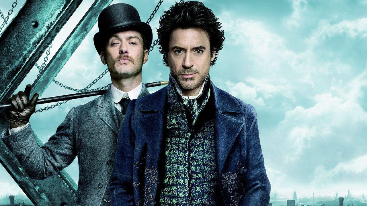 Robert Downey Jr. vuole lo Sherlock Holmes Cinematic Universe come la Marvel: i dettagli!