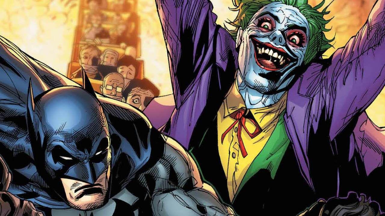 Robert Pattinson e Bill Skarsgard come Batman e Joker in una nuova fan art