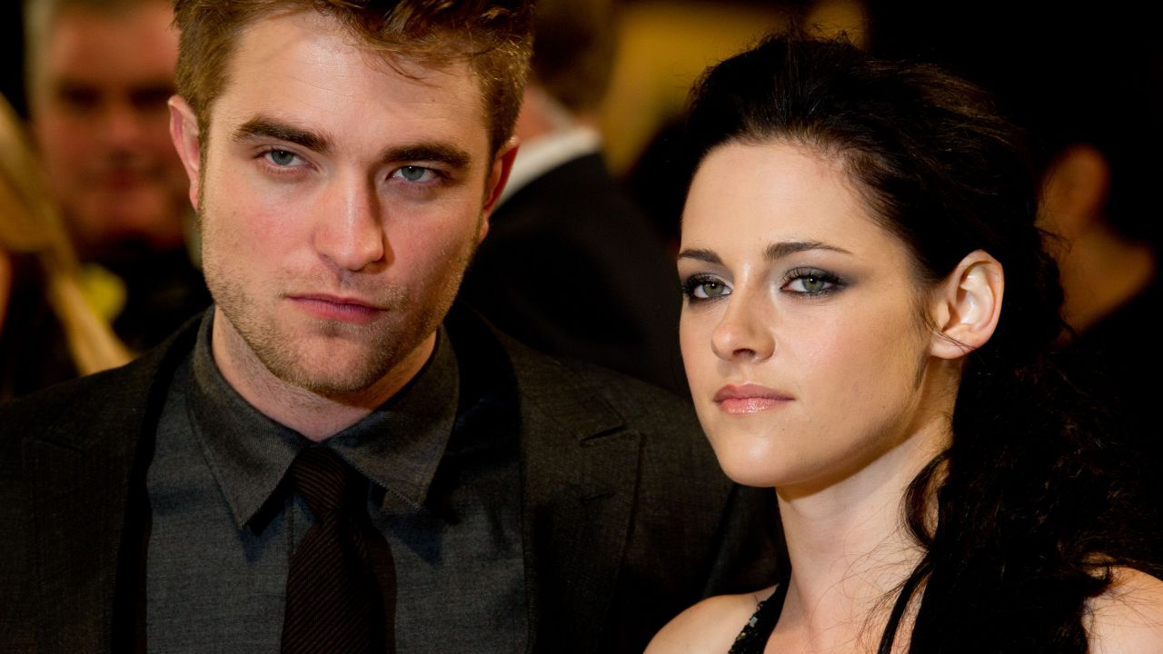 Robert Pattinson e Kristen Stewart: l'amore ai tempi di Twilight