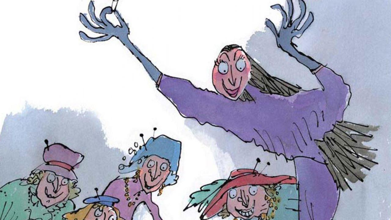 Robert Zemeckis in trattative per adattare Le Streghe di Roald Dahl
