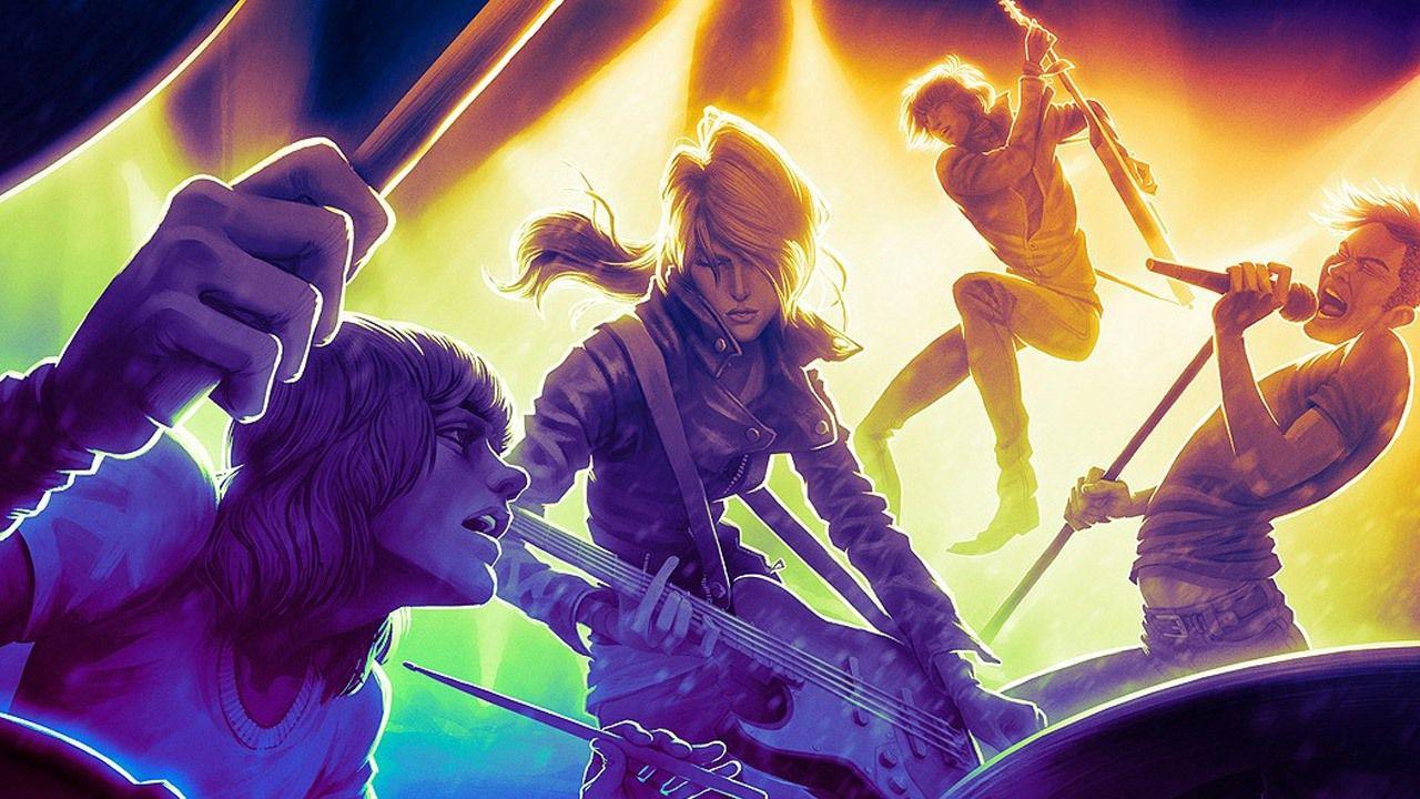 Rock Band 4: il nuovo aggiornamento è stato rimandato a febbraio