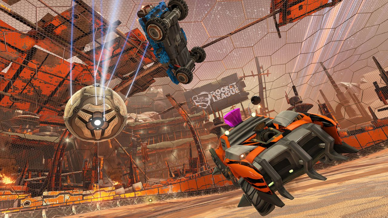 Rocket League arriva a febbraio su Xbox One