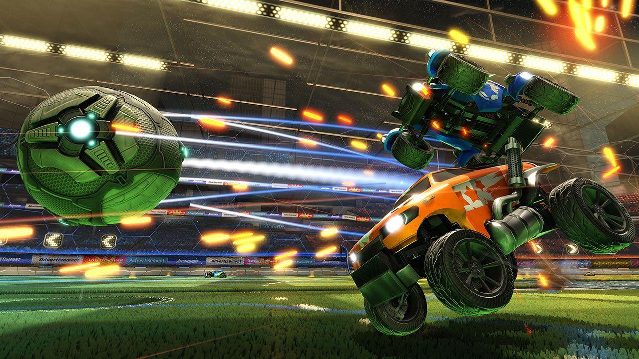 Rocket League: arriva l'aggiornamento di giugno con la mappa Neo Tokyo