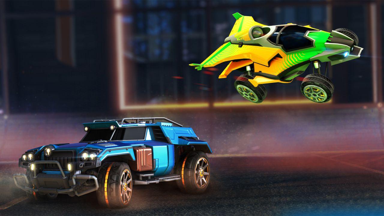 Rocket League: le auto della Collector's Edition sono ora acquistabili da tutti