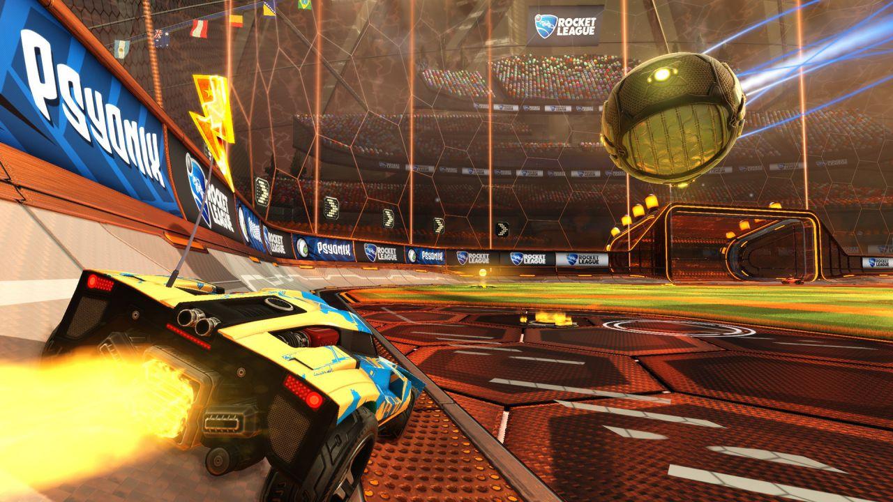 Rocket League debutterà su Xbox One la prossima settimana