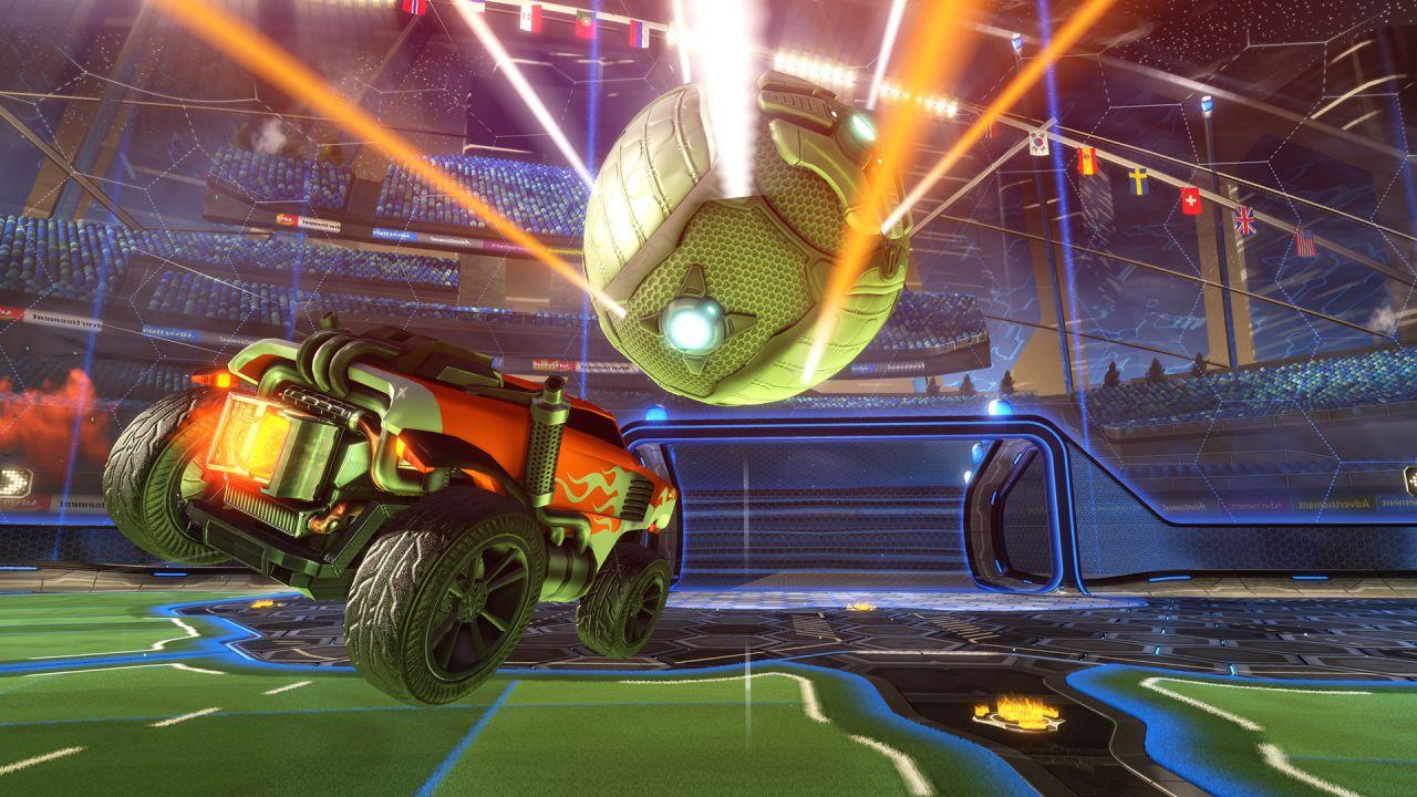 Rocket League domina la classifica di vendita di gennaio del PlayStation Store europeo