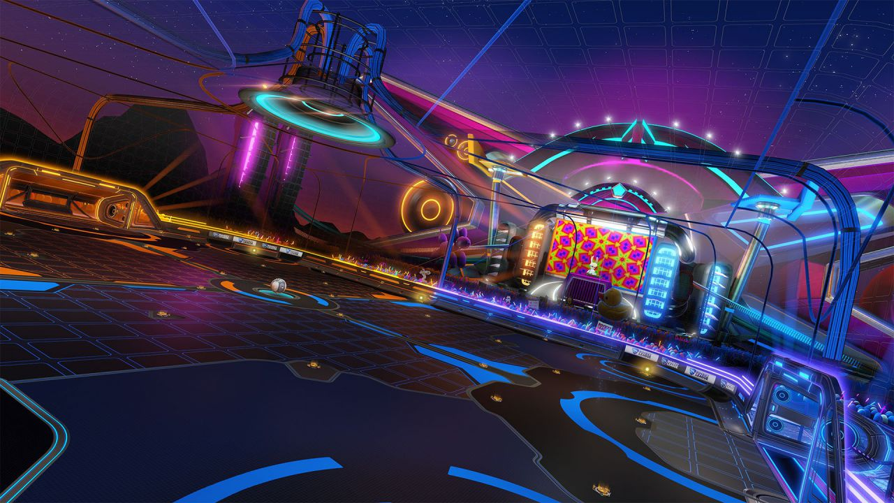 Rocket League ed epilessia: in arrivo l'update per risolvere i problemi di Neon Fields