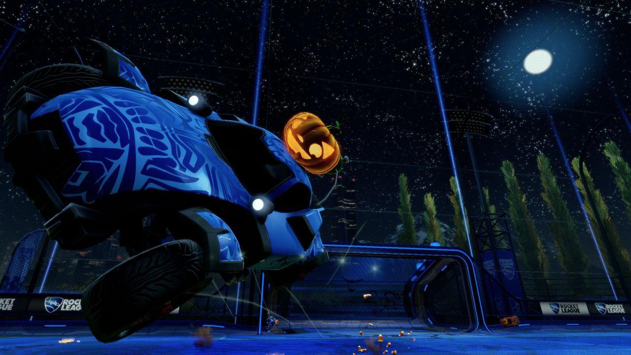 Rocket League festeggia Halloween con nuovi contenuti gratuiti