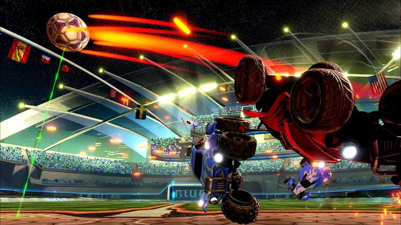 Rocket League è finalmente disponibile su Xbox One