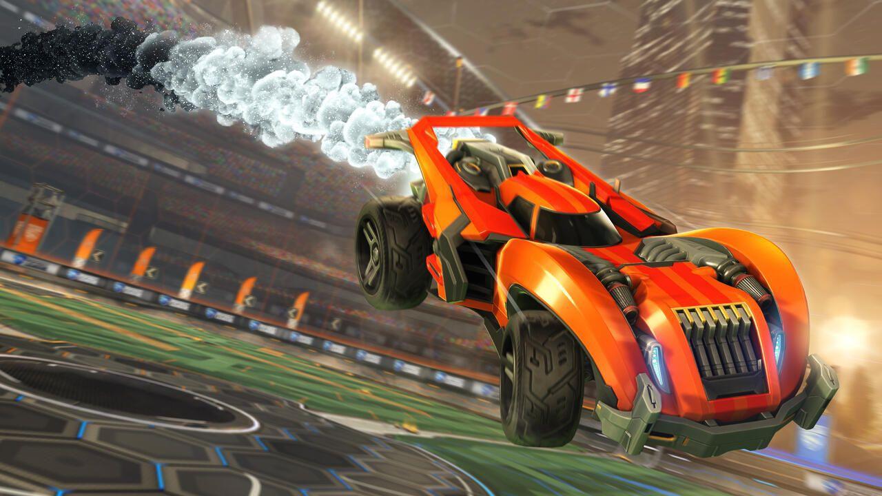Rocket League free to play: niente abbonamenti su console per giocare in multiplayer!