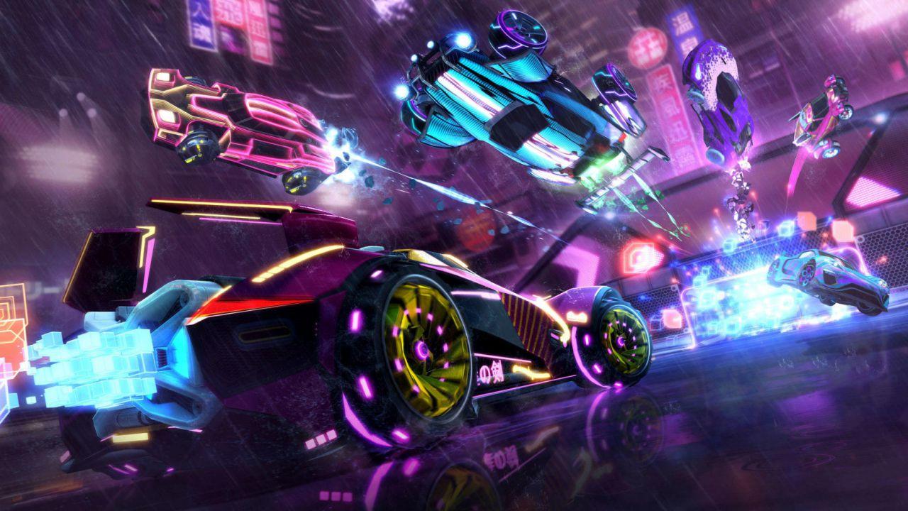 Rocket League Free to Play arriva la prossima settimana? Trapela la data di uscita