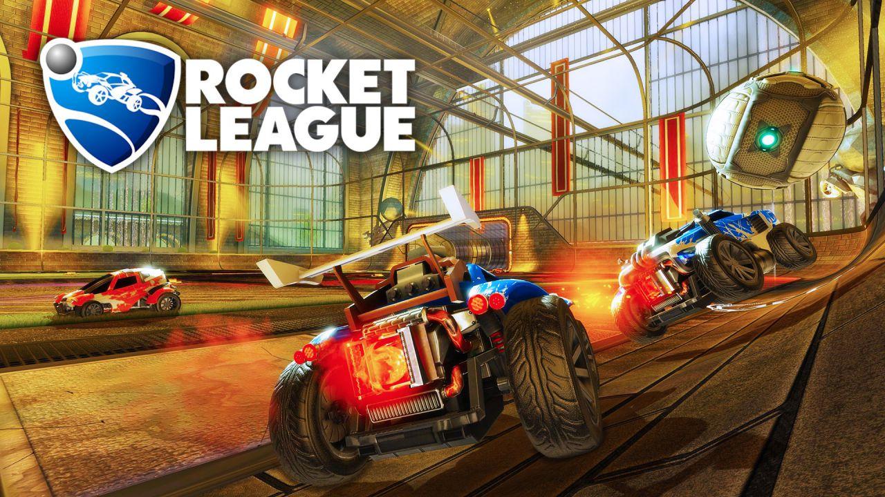 Rocket League: nuova arena in arrivo a giugno