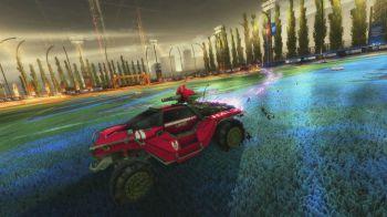Rocket League: nuove immagini per l'auto ispirata a Halo