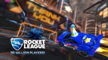 Rocket League è da record: il numero di giocatori arriva a 20 milioni